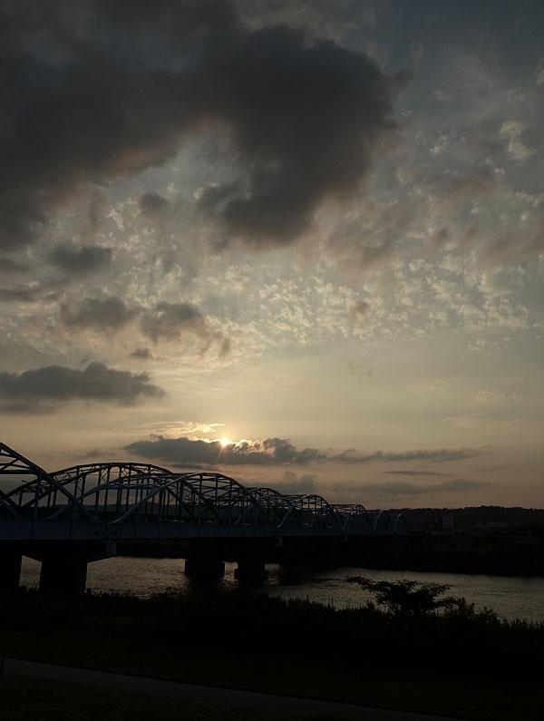 神通川鉄橋
