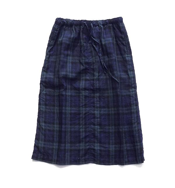 pritブラックウォッチスカート