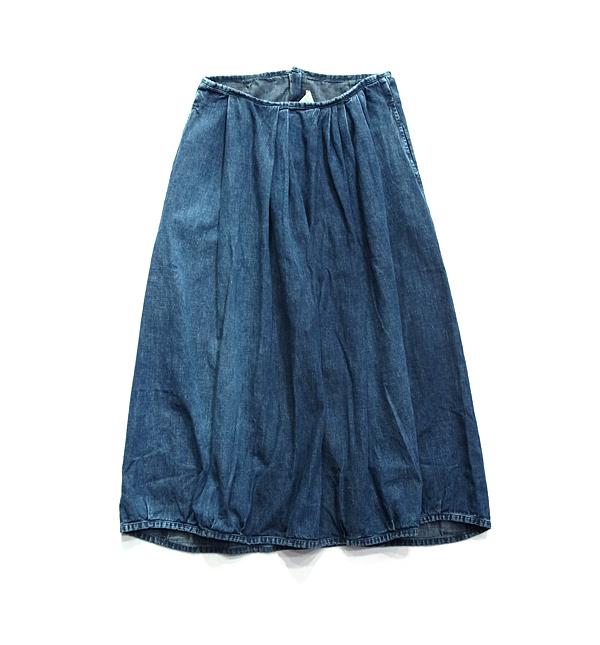 OMNIGODギャザースカート