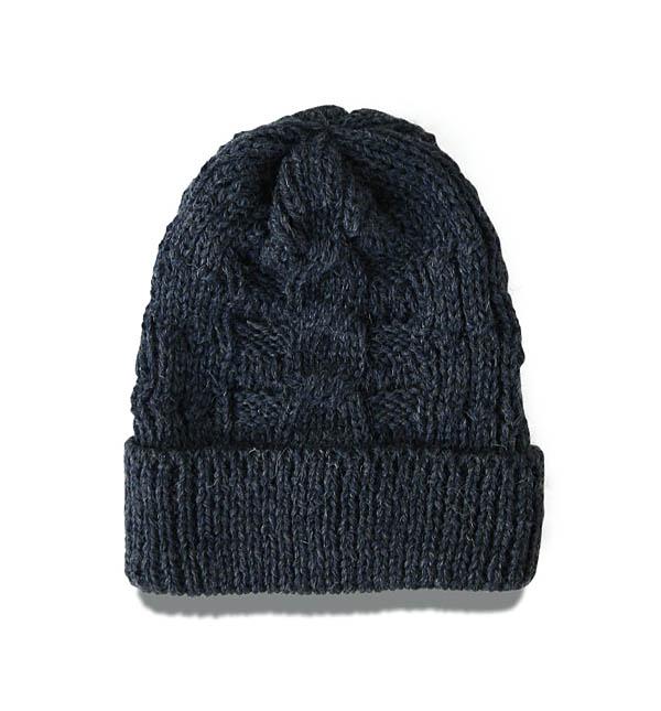 NWKニット帽_IND